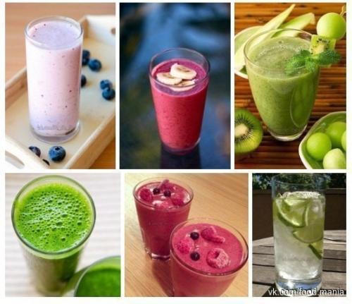 Напитки для похудения для фитнеса