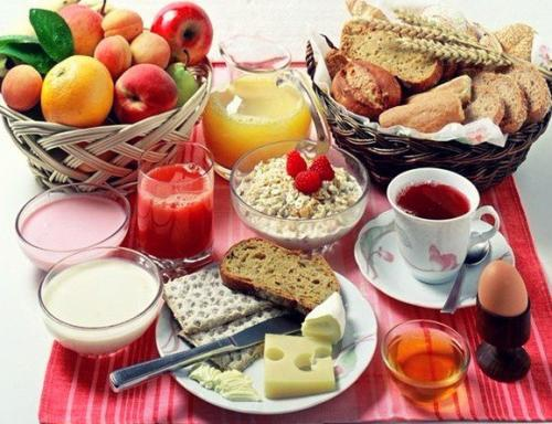 Правильный фитнес завтрак. Правильный завтрак?   ПП _Здоровье_и_красота.