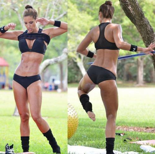 убрать жир со спины и боков упражнения