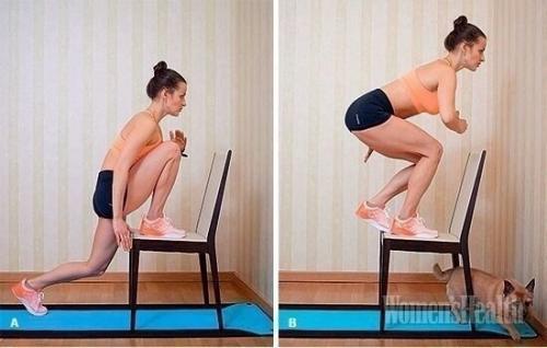 фитнес тренировка дома видео для похудения скачать