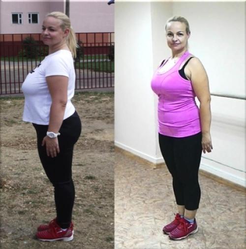 Кто похудел от йоги фото