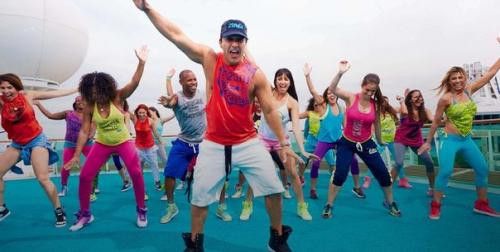 какие упражнения делать чтобы быстрее похудеть зумба