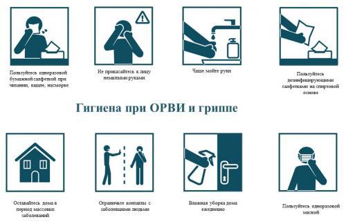 Методы профилактики вирусных инфекций. Профилактика вирусных заболеваний