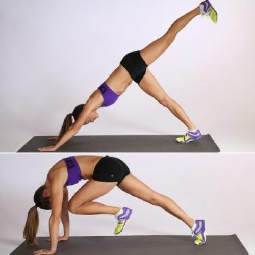 Упражнения 7 минут в день для похудения. 7 Упражнений для Быстрого Похудения за 4 Недели