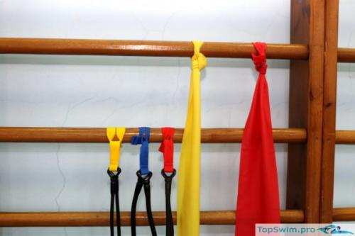 Резина для плавания на суше. Какую резину выбрать?