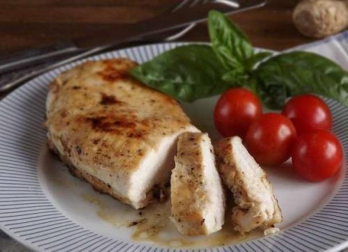 Пп блюда из куриной грудки. Диетическое куриное филе с добавлением имбиря