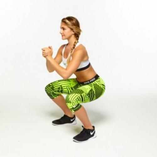 Как быстро похудеть за 1 неделю на 10 кг — упражнения похудения на 7 дней фітнес план.