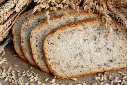 Фитнес-хлеб рецепт в духовке. Рецепты малокалорийного хлеба в духовке