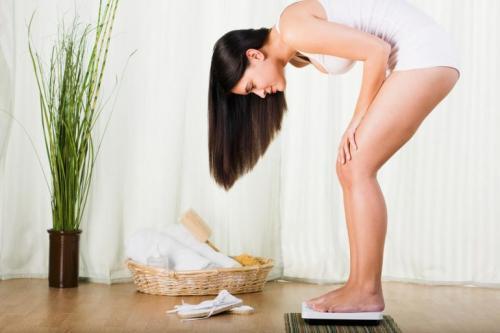 Когда начнет падать вес после тренировок. Увеличение мышц