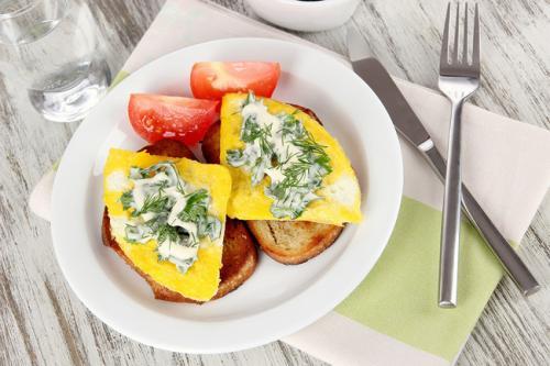 Правильный завтрак для похудения. Почему он так важен?