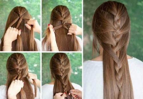Как из длинных волос сделать короткие. Советы стилистов по прическам на длинные волосы