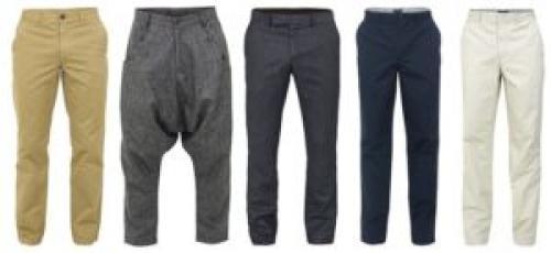 Виды штанов женских. Виды мужских брюк