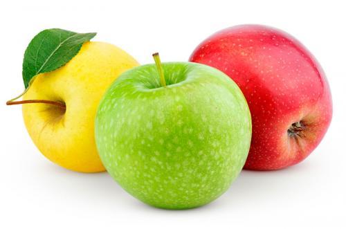 Сколько в яблоках КАЛОРИЙ. Сколько КАЛОРИЙ в 1 ЯБЛОКЕ – зеленом, красном, голден 100 г