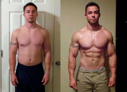 Упражнения для похудения живота для мужчин. Пример меню для похудения на неделю