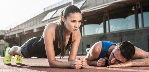 Делать планку до еды или после еды. Когда лучше делать упражнение планку: утром или вечером 06