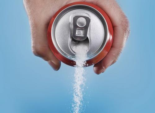 Калорийность сахара столовой ложки. Сколько калорий в сахаре?