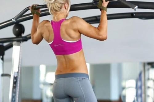 Убрать жир со спины упражнения. Эффективные упражнения