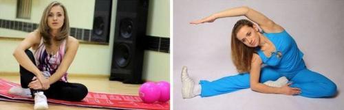 Бодифлекс с Мариной Корпан комплекс упражнений. Эффективность занятий бодифлексом с Мариной Корпан
