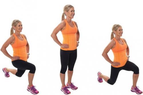 Зарядка для похудения живота и ног. Зарядка для борьбы с лишними килограммами: комплекс №2