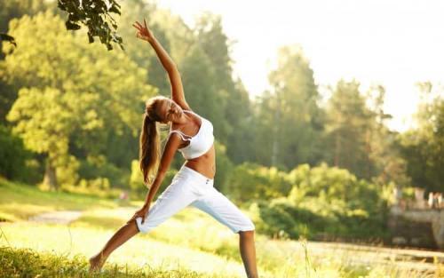 Эффективная зарядка для похудения. Зарядка для похудения в домашних условиях