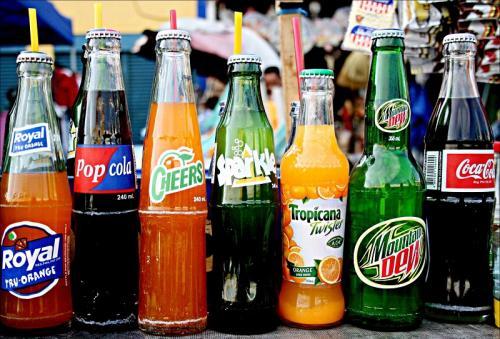 Вред от газированных напитков. Состав газировки