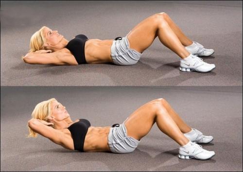 Зарядка для похудения онлайн. Лучшая гимнастика для похудения