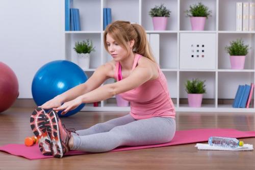 Зарядки для похудения тела. Утренней