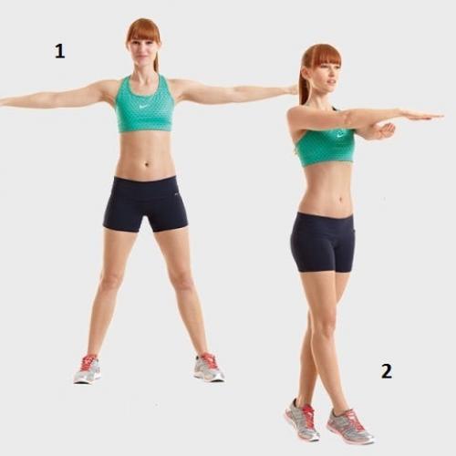 Как похудеть зарядка для похудения. Программа утренней тренировки