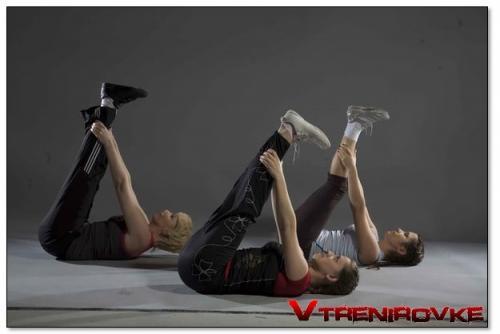 Упражнения с Мариной Корпан Бодифлекс. Действие методики Марины Корпан на практике с примерами
