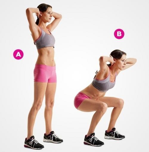 Упражнения для избавления от живота. 5 упражнений, которые помогут очень быстро избавиться от лишнего жира на животе