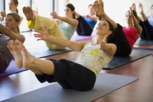 Занятия фитнес для похудения. Секреты эффективного фитнеса для похудения