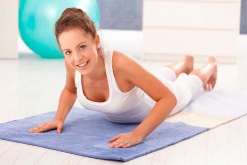 Упражнения для похудения для начинающих. Руки