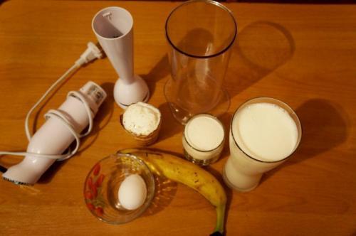 Протеиновый коктейль для набора массы. Рецепты коктейлей для набора мышечной массы