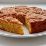 Яблочный пирог из Овсянки на завтрак?
