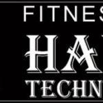 """Мы приглашаем вас в фитнес клуб """"Hawk Technology"""" """"тренажерный зал - для сильных духом""""."""