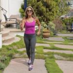 Denise Austin - голливудский фитнес - инструктор.