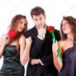 7 причин, по которым женщины боятся красивых мужчин.