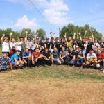 Форум молодёжи впервые в Куйбышеве было очень жарко нас ожидала потрясающая программа.