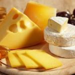 Домашний сыр.  Ингредиенты: