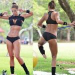 Польза фитнеса для девушек.