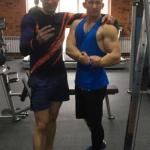 Фитнес - инструктор должен быть в отличной физической форме!