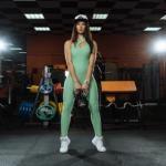 В нашем фитнес-клубе большой выбор свободных весов для самого разнообразного тренинга!