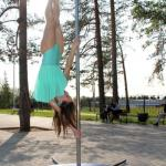 В чем польза Pole Dance?