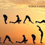 Сурья намаскар - очень известная техника в йоге, один из наиболее употребляемых методов для поддержания здоровья и энергичной активной жизни.