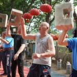 Национальная фитнес - деятельность: упражнения шисуо.