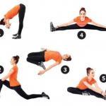 Стретчинг: 5 упражнений для ежедневной растяжки?