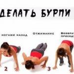 Бурпи: что это за упражнение и как его выполнять, чтобы сжигать лишние калории?