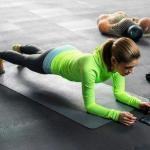 """Упражнение """"Планка"""".  Планка является одним из самых популярных и эффективных упражнений для пресса по всему миру."""