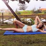 Адепты йоги говорят, что фитнес это просто физкультура.