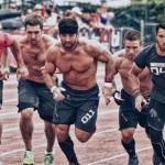 Силовая тренировка для бегунов.